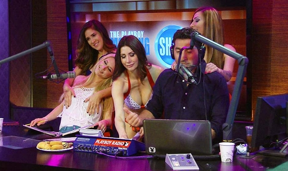 PLAYBOY MORNING SHOW, Season #10 Ep.474