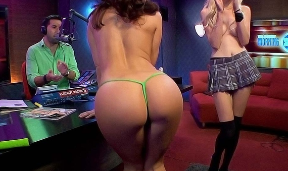 PLAYBOY MORNING SHOW, Season #10 Ep.476