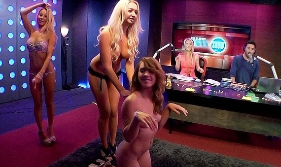 PLAYBOY MORNING SHOW, Season #10 Ep.479
