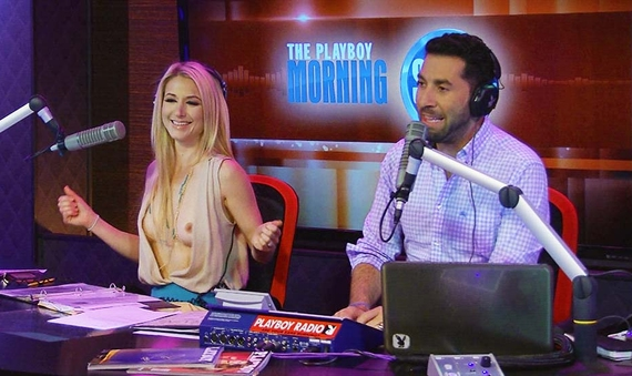 PLAYBOY MORNING SHOW, Season #10 Ep.487