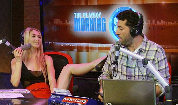 PLAYBOY MORNING SHOW, Season #10 Ep.496