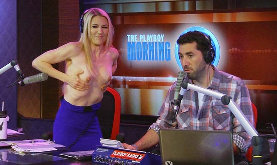 PLAYBOY MORNING SHOW, Season #10 Ep.499