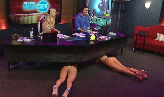 PLAYBOY MORNING SHOW, Season #11 Ep.501