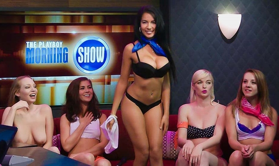 PLAYBOY MORNING SHOW, Season #11 Ep.508