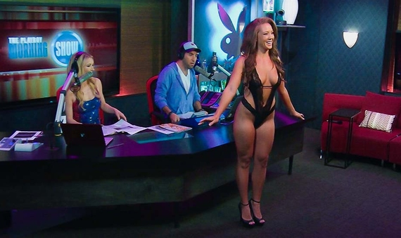 PLAYBOY MORNING SHOW, Season #11 Ep.515