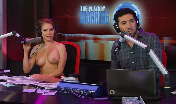 PLAYBOY MORNING SHOW, Season #11 Ep.535