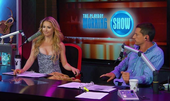PLAYBOY MORNING SHOW, Season #11 Ep.540