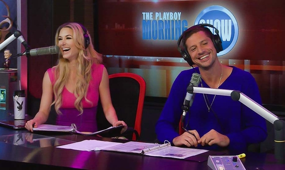 PLAYBOY MORNING SHOW, Season #11 Ep.543