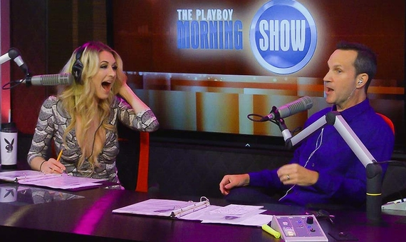 PLAYBOY MORNING SHOW, Season #11 Ep.544