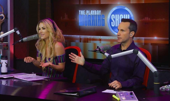 PLAYBOY MORNING SHOW, Season #11 Ep.545