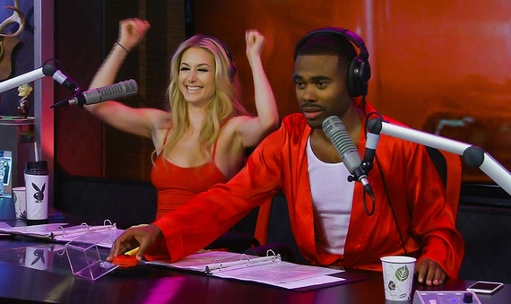 PLAYBOY MORNING SHOW, Season #12 Ep.553