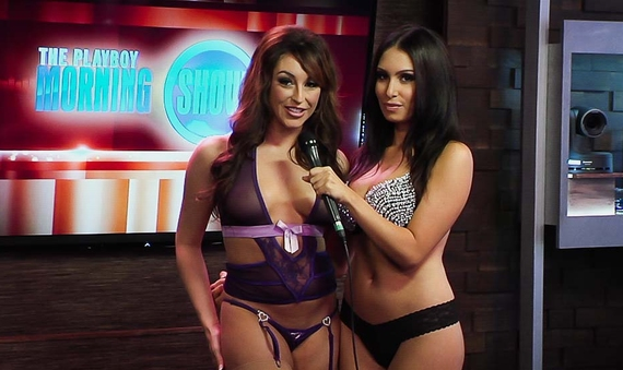 PLAYBOY MORNING SHOW, Season #12 Ep.562
