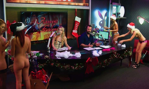 PLAYBOY MORNING SHOW, Season #12 Ep.587