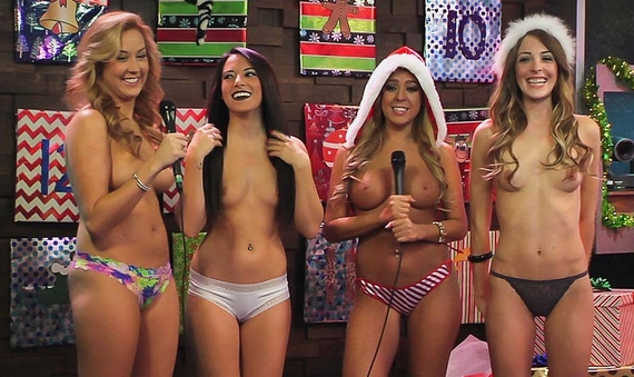 PLAYBOY MORNING SHOW, Season #12 Ep.595
