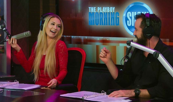PLAYBOY MORNING SHOW, Season #13 Ep.605