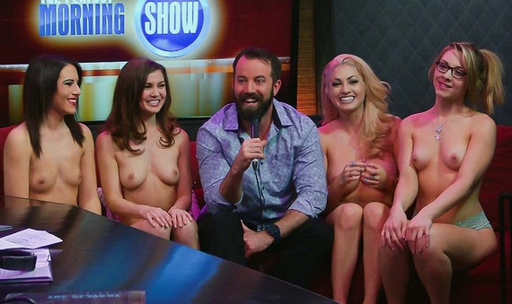 PLAYBOY MORNING SHOW, Season #13 Ep.610