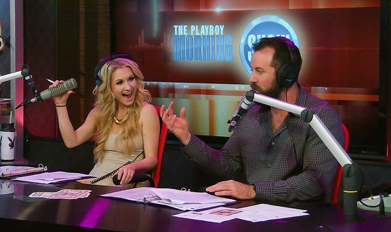 PLAYBOY MORNING SHOW, Season #13 Ep.612