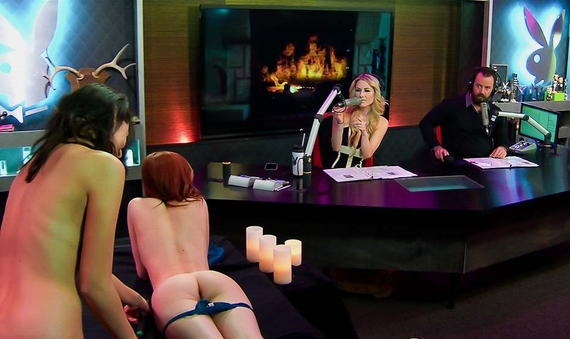 PLAYBOY MORNING SHOW, Season #13 Ep.618