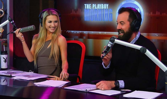 PLAYBOY MORNING SHOW, Season #13 Ep.624