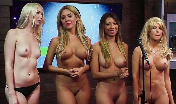 PLAYBOY MORNING SHOW, Season #13 Ep.631