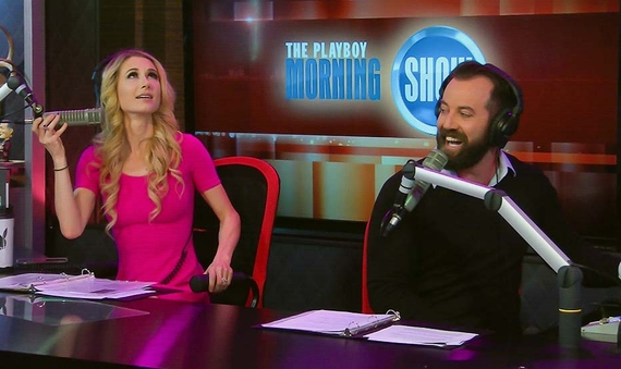 PLAYBOY MORNING SHOW, Season #13 Ep.632