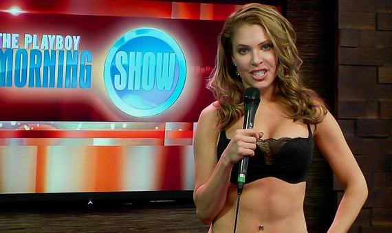 PLAYBOY MORNING SHOW, Season #13 Ep.638