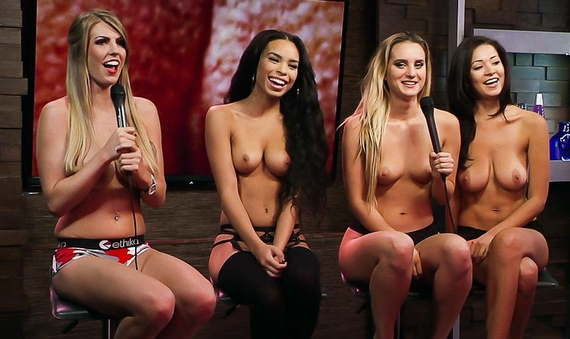 PLAYBOY MORNING SHOW, Season #14 Ep.652