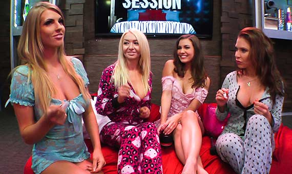 PLAYBOY MORNING SHOW, Season #14 Ep.677