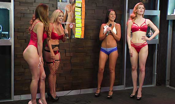 PLAYBOY MORNING SHOW, Season #14 Ep.687