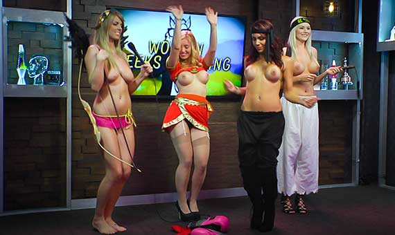 PLAYBOY MORNING SHOW, Season #14 Ep.688