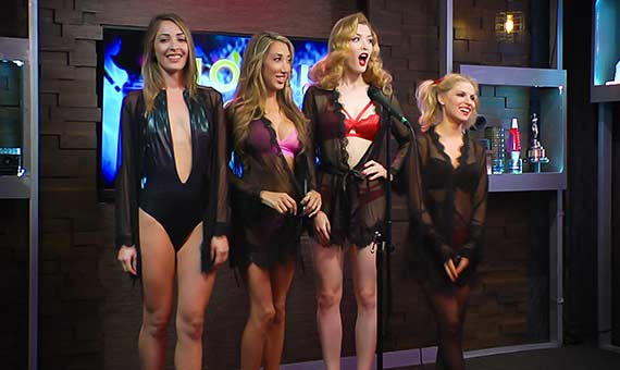 PLAYBOY MORNING SHOW, Season #15 Ep.706