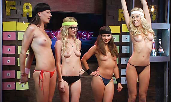 PLAYBOY MORNING SHOW, Season #15 Ep.710