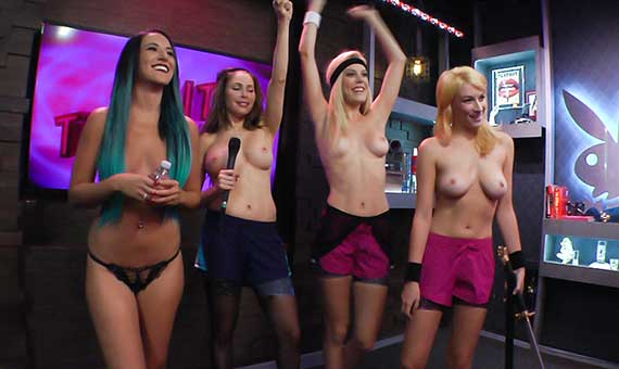 PLAYBOY MORNING SHOW, Season #15 Ep.720