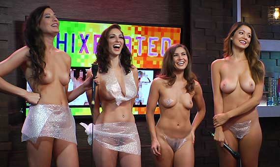 PLAYBOY MORNING SHOW, Season #15 Ep.721