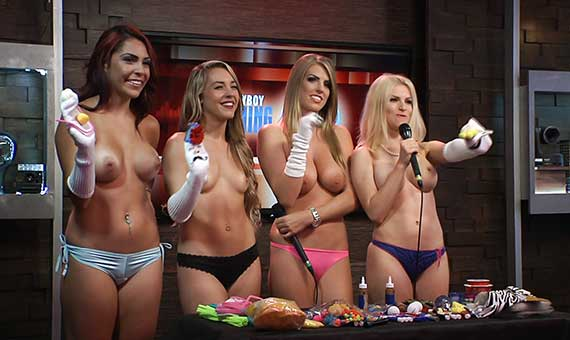PLAYBOY MORNING SHOW, Season #15 Ep.728
