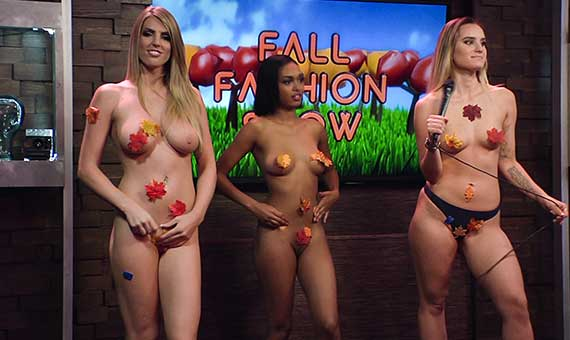 PLAYBOY MORNING SHOW, Season #15 Ep.732