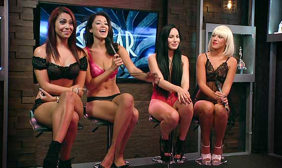 PLAYBOY MORNING SHOW, Season #15 Ep.733