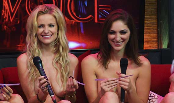 PLAYBOY MORNING SHOW, Season #15 Ep.734