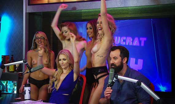 PLAYBOY MORNING SHOW, Season #15 Ep.739
