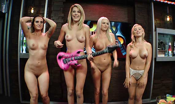PLAYBOY MORNING SHOW, Season #15 Ep.742