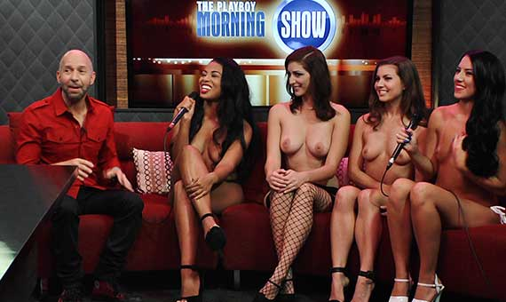 PLAYBOY MORNING SHOW, Season #15 Ep.743