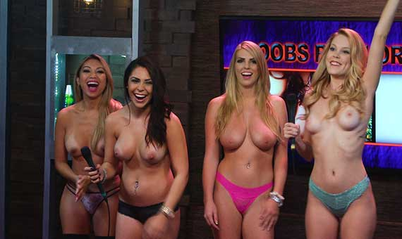 PLAYBOY MORNING SHOW, Season #15 Ep.744