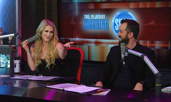 PLAYBOY MORNING SHOW, Season #15 Ep.745