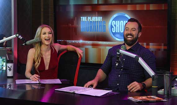 PLAYBOY MORNING SHOW, Season #16 Ep.762
