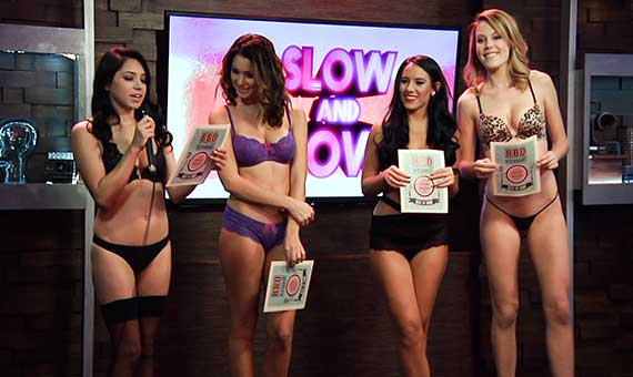 PLAYBOY MORNING SHOW, Season #16 Ep.763
