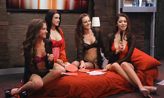 PLAYBOY MORNING SHOW, Season #16 Ep.775