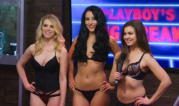 PLAYBOY MORNING SHOW, Season #16 Ep.784