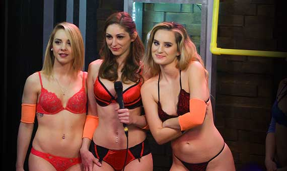 PLAYBOY MORNING SHOW, Season #16 Ep.794