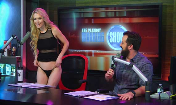 PLAYBOY MORNING SHOW, Season #17 Ep.805